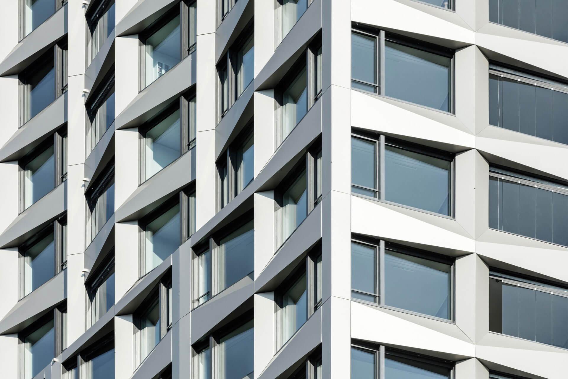 Polyethylene Core Aluminum Composite Panels