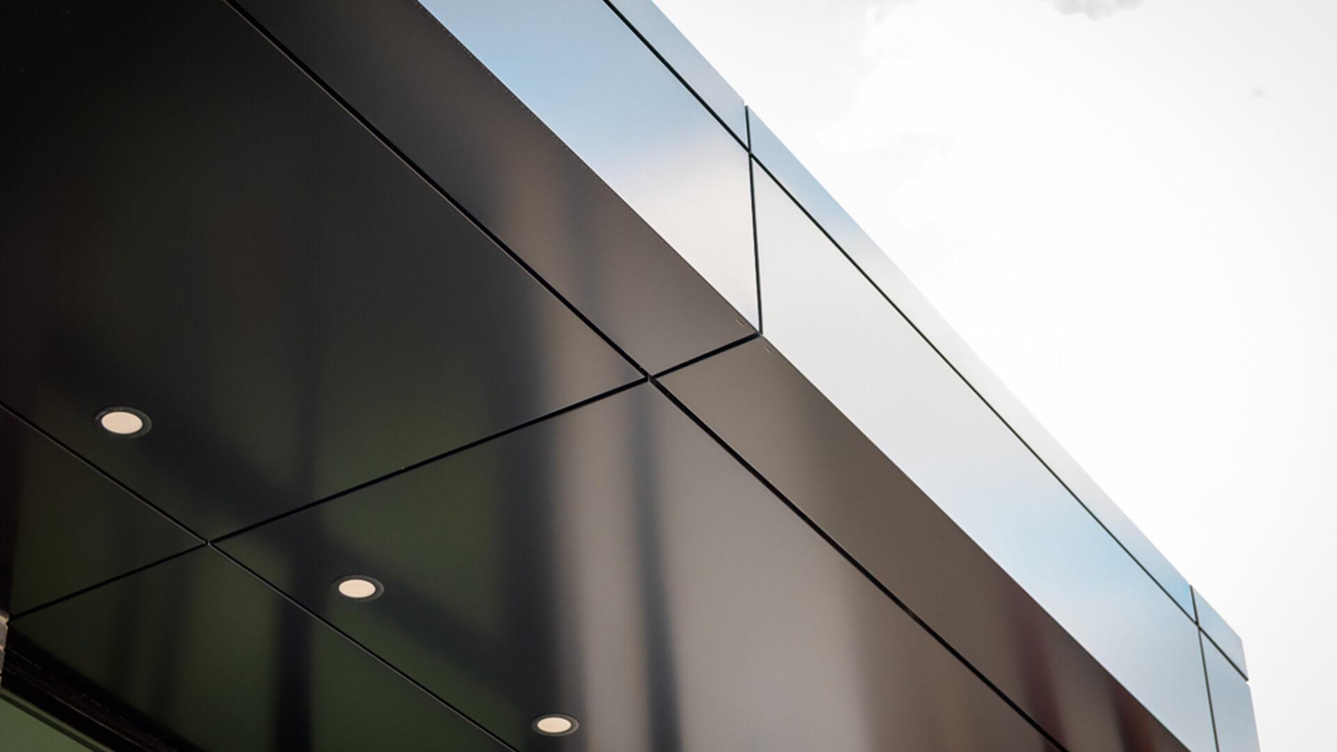 Wiedehopf Building Exterior Building Facade Landscape Design Supplier & Contractor